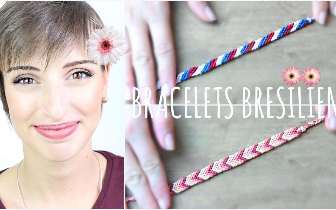 Bracelets Brésiliens pour l'Été ! ☼ by @SweetieYTB