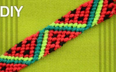 3 bracelets brésiliens pour porter à l'été (vidéos)
