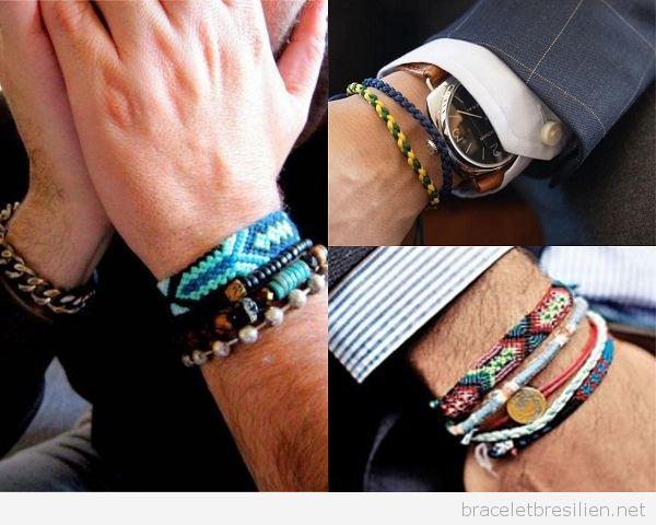Modèles Et Motifs Bracelets Brésiliens