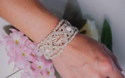 Comment faire un bracelet en macramé tribal pour l'été