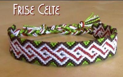 Comment fabriquer un Bracelet Brésilien Frise Celte (Tuto)