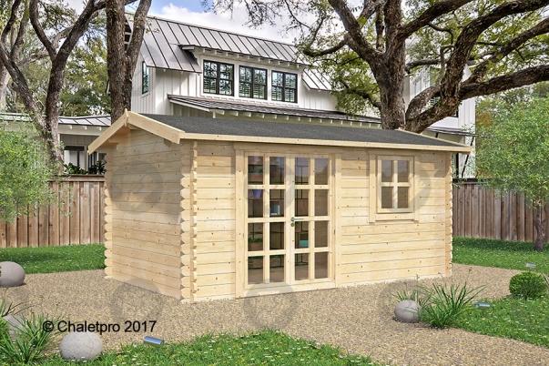 Abri de jardin 10 m2